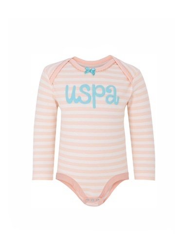 U.S. Polo Assn. Body Pembe
